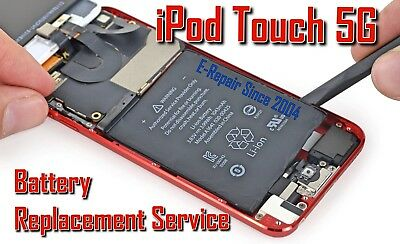 Apple iPod Touch 5G 5th Generation OEM Battery Replacement Service