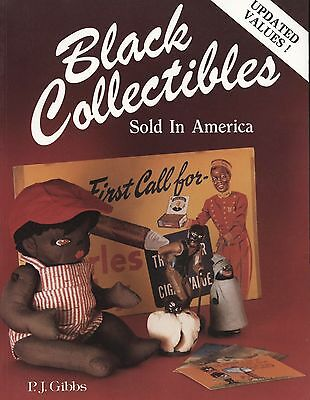 Black American Collectibles - Dolls Pictures Figurines Etc. / Book + Values