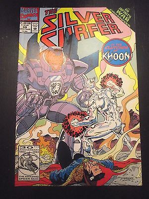 Silver Surfer #69 In the Clutches of Khoon Infinity War Crossover Dr Strange FN