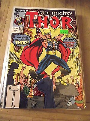 The Mighty Thor #384 Once and Future Thor Brand New Era VF
