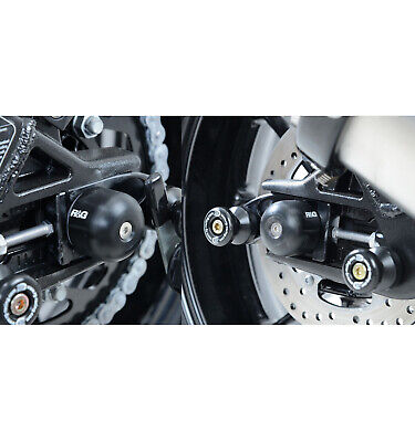 Bmw S 1000 Rr 2012 Protezioni Forcellone R&G Tamponi Asse Ruota