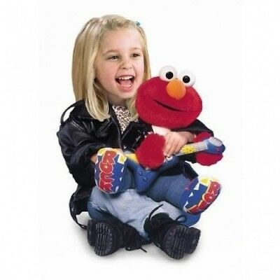 Rock & Roll Elmo ~ Guitar Playing & Singing. Sesame Street. Delivery is Free