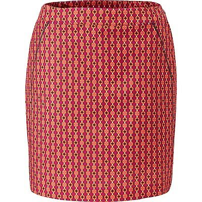 (4, Purple) - EP Pro Women's Moroccan Tile Skort. Shipping Included
