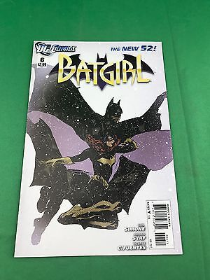 Batgirl - New 52 #006 April 2012 DC