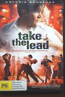 Take The Lead  -  VG Used DVD