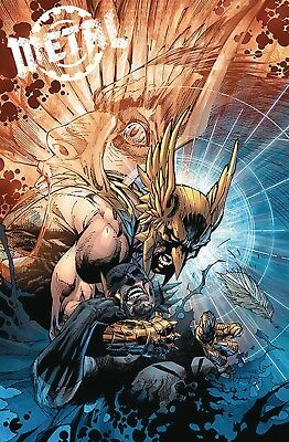 HAWKMAN FOUND #1 (METAL) | LOWEST PRICE ONLINE!! | $1.99 Shipping!!!