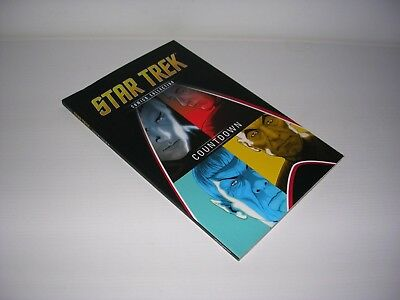 Star Trek Comics Collection N°1 Countdown Edicola Gazzetta Dello Sport