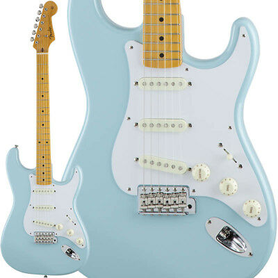Fender Traditional 50s Stratocaster (Sonic Blue) Made in Japan Import