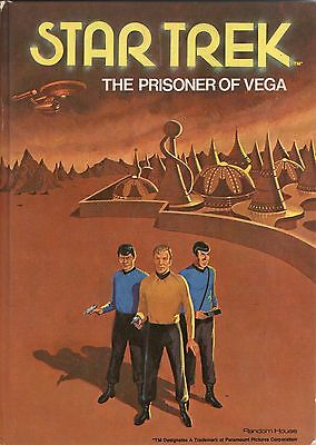 Star Trek Enterprise - The Prisoner of Vega / Spock Voyager Science Fiction