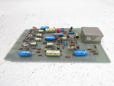 PCB with Haufe transformer ST967