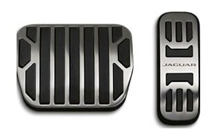 New Genuine Jaguar Xe Xf F-Pace Automatic Sport Pedal Covers