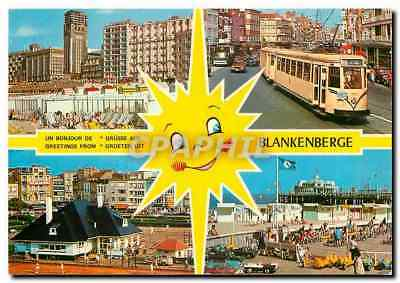 CPM Greetings from Blankenberge