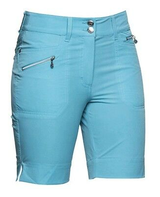 Daily Sports Womens Shorts - Miracle (Shorter Version) Baltic - Size 10