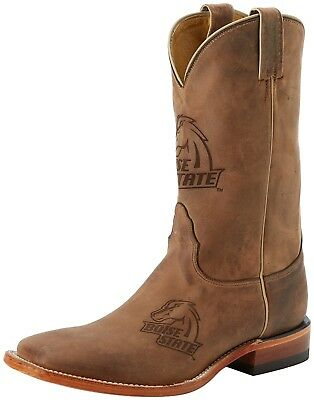 (8 D(M) US, Tan Vintage Cow) - Nocona Boots Men's BSU Boot. Shipping Included