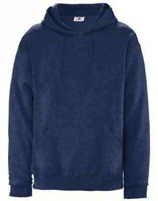 (X-Large, Navy) - Youth Kingston Pullover Hood. Teamwork. Shipping Included