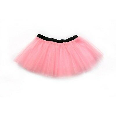 (Pink) - Dreamdanceworks Running Skirt Teen or Adult Size 5K Rave Dance or