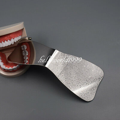 Dental Orthodontic Intraoral Mirror Photographic Stainless Steel Reflector C2