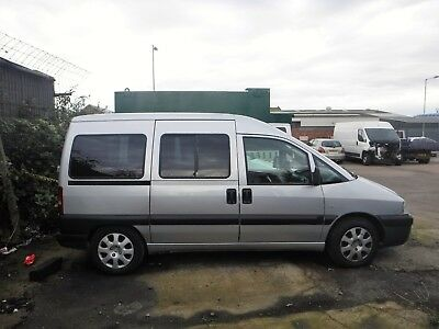 Peugeot Expert 2006, Citroen Dispatch, 8 seats, clean, service history, mpv, van