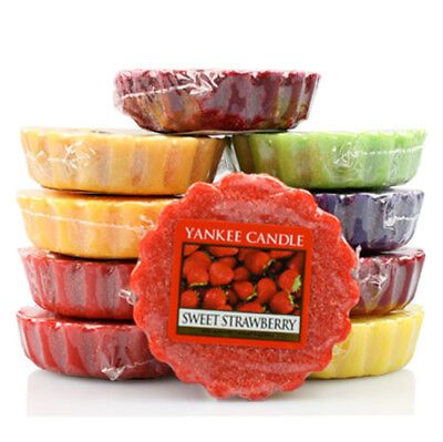 Yankee Candle Fruit Mix 10 Wax Tarts / Melts FREE P&P