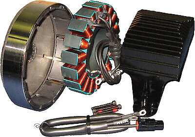 Cycle Electric Alternator Kit 80 Series 50 AMP CE-81A-97