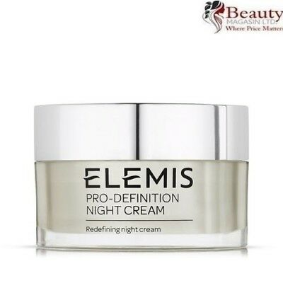Elemis Pro-Definition Night Cream - 50ml BNIB
