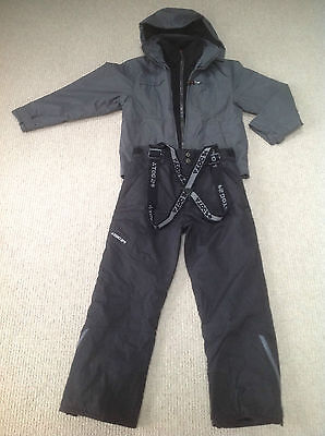 Hawke & Co Outfitters Ski Jacket & Tog 24 Salopettes - Ski outfit Boy 9 - 10 yrs