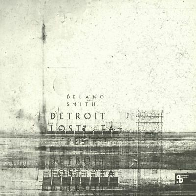 SMITH, Delano - Detroit Lost Tapes - Vinyl (gatefold 3xLP)
