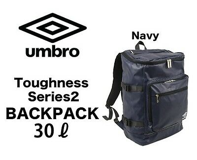 umbro football bag sports series Toughness backpack Japan limited navy #70138
