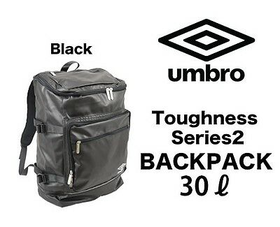 umbro football bag sports series Toughness backpack Japan limited black #70138