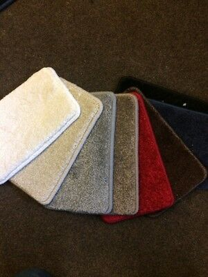 Carpet Square Mat / Ex Display Stair Treads x8