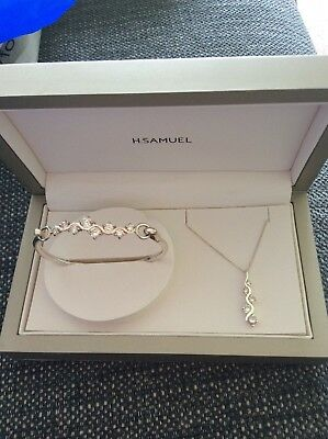 Necklace And Bangle Set