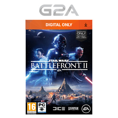 Star Wars Battlefront 2 II Key [PC Game] EA ORIGIN Download Code SW 2017 [AU/US]