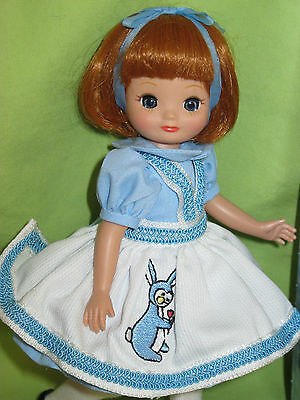 """Tonner Betsy McCall 8"""" Betsy McCall Loves Bunnies Doll RARE NRFB"""