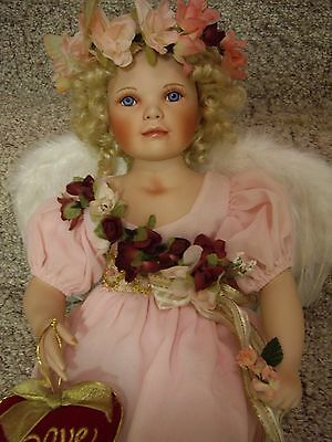 "Paradise Galleries- Treasury Collection, ""Robyn"" By Patricia Rose, Porcelain Dol"