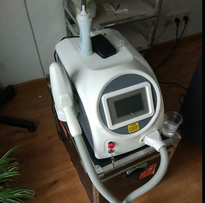 Q switched nd yag laser tattoo removal machine equipment