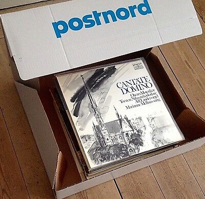 Proprius Lot 30 LP subscription CANTATE DOMINO PROP 7762 big stereo and others.