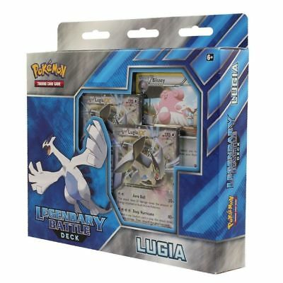 Pokemon TCG Lugia Legendary Battle Deck Brand New - Australia Only