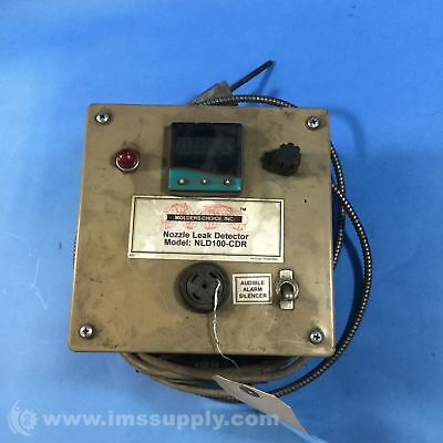 Molders Choice Inc. Nld100-Cdr Nozzle Leak Detector Usip