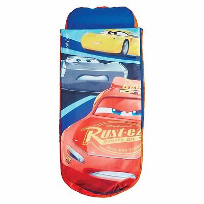 Children's ReadyBed Inflatable Sleeping Bag (Worlds Apart) Disney/Pixar Cars 3