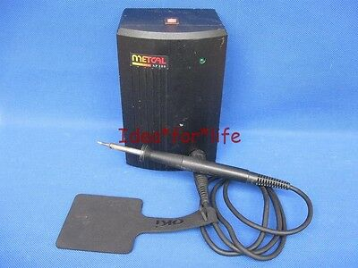 Used Good METCAL OKI SP-200  Soldering system with HANDPIECE TIP 115V #C182
