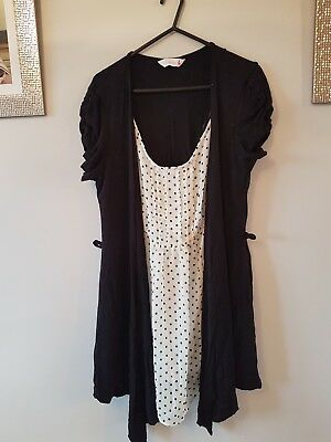 size 14 maternity top