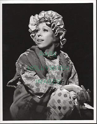 Vintage 1973 CAROL BURNETT Lovely CHARWOMAN Original CBS-TV 7x9 Classic PHOTO