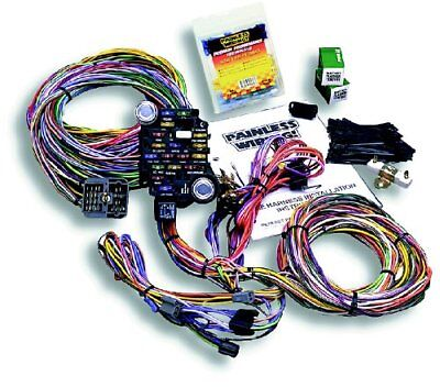 Painless Wiring 10206 18 Circ.Wire Assm Gm Trk