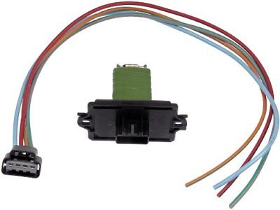 Blower Motor Resistor Kit With Harness