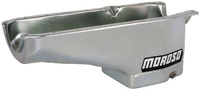 "Moroso 20182 8.25"" Oil Pan For Chevy Small-Block Engines"