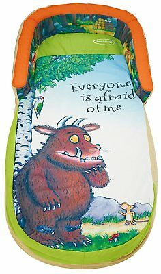 My First ReadyBed Inflatable Sleeping Bag Bed (Worlds Apart) The Gruffalo