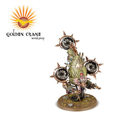 Warhammer 40k Dark Imperium Death Guard Foetid Bloat-Drone NEW