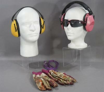 Orphan Black Alison & Donnie Earphones Gloves & Production Used Goggles Ep 209