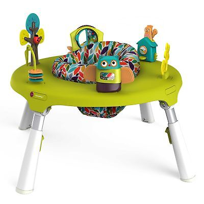 Oribel PortaPlay 4-in-1 Foldable Travel Convertible Baby to Toddler Activity