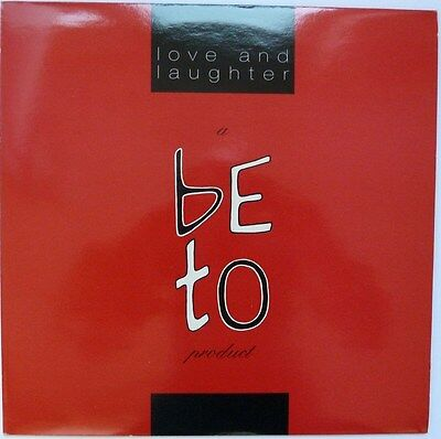 """Be To - Love And Laughter - 12"""" Vinyl E.p"""
